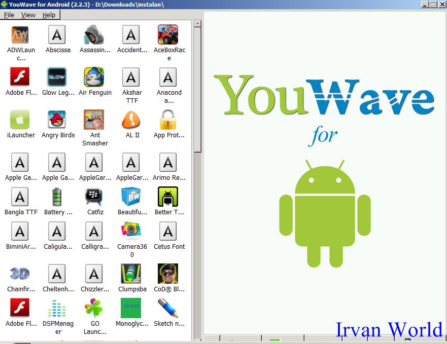 YouWave Emulator Free Download Full Version With Crack