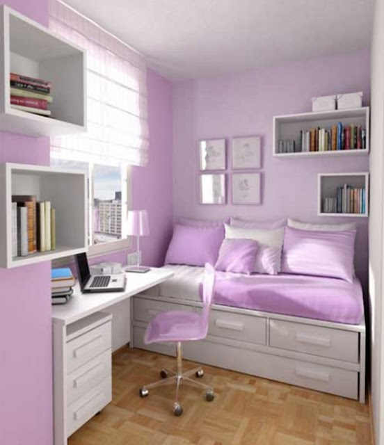 bedroom furniture idea for small rooms