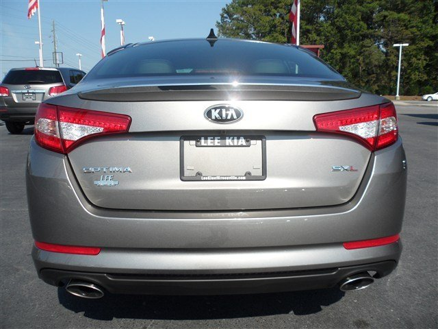 The Green Light  Review  2013 Kia Optima SX