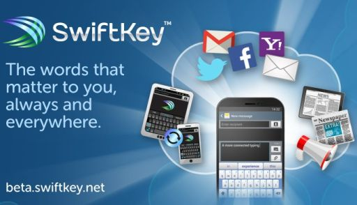 Swiftkey 4.2 Beta for Android Released with Cloud Backup Support
