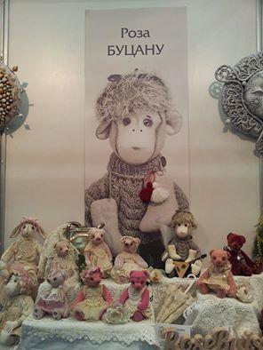Джимми на выставке:)