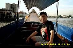 Bakhodir Visits Thailand