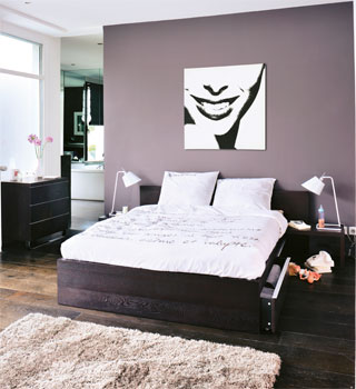 Art d co decoration chambres adultes - Chambre a coucher fly ...