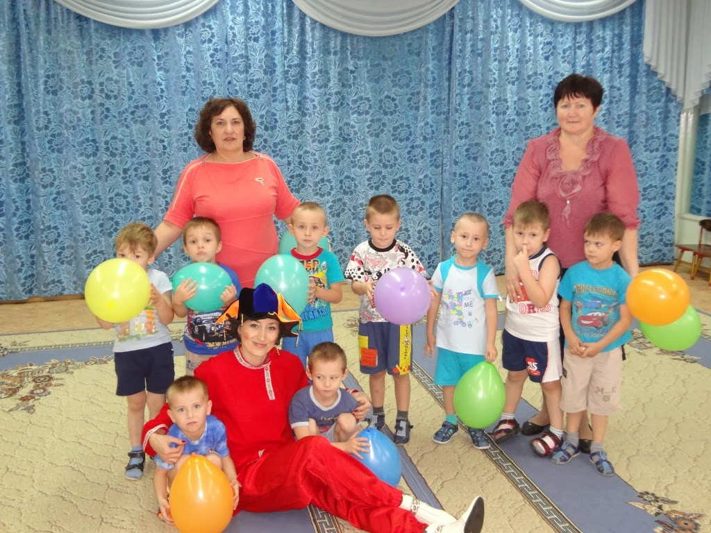 Сценарий здравствуй детский сад