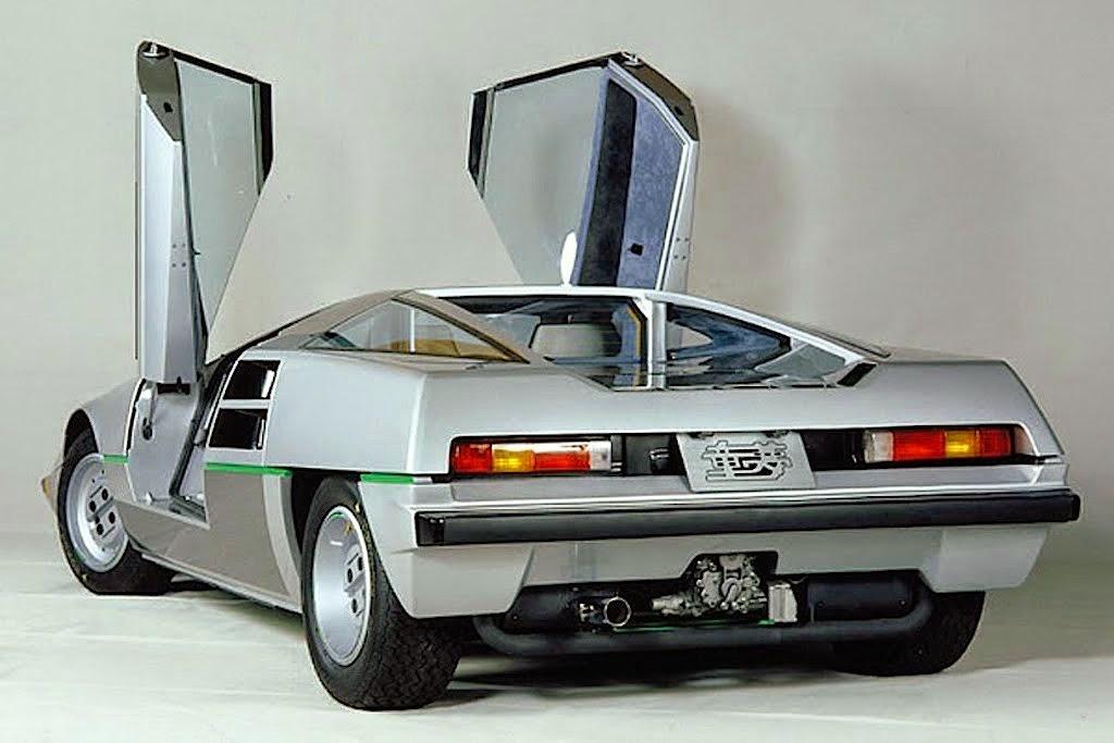 FAB WHEELS DIGEST (F.W.D.): 1978 DOME Zero Concept
