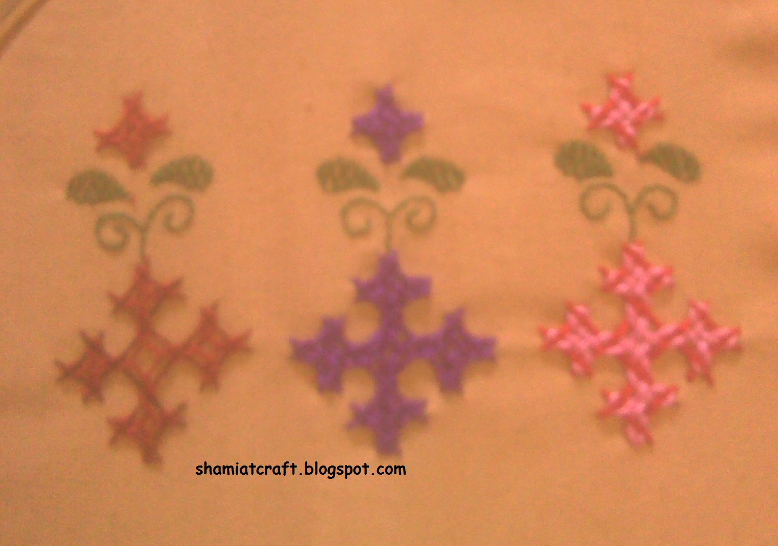 My craft works kutch work trials