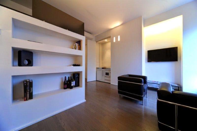 Interior relooking 30 mq di comfort come ristrutturare for Arredare monolocale 30 mq
