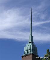 Agricola, Rööperin ja Eiran kirkko