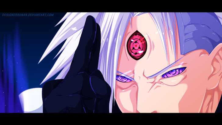 madara uchiha rinnegan eyes anime