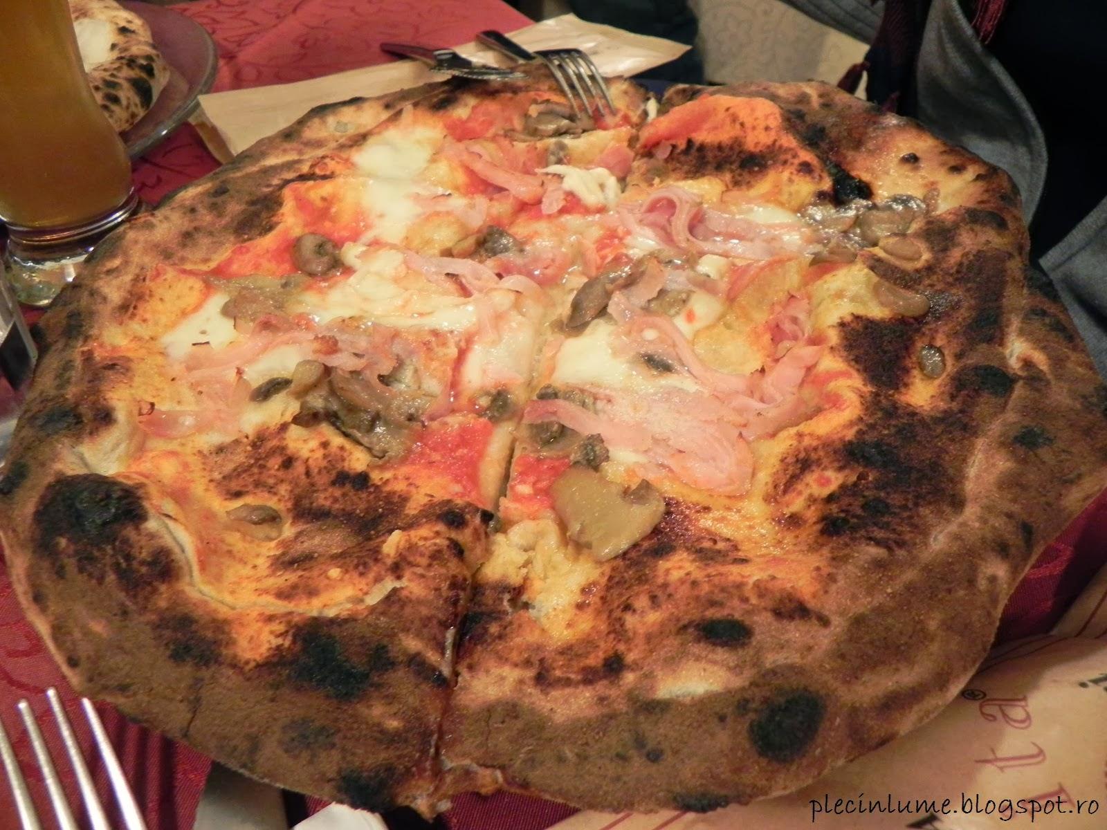 Cea mai buna pizza ever