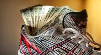 Schoenen achteraf betalen
