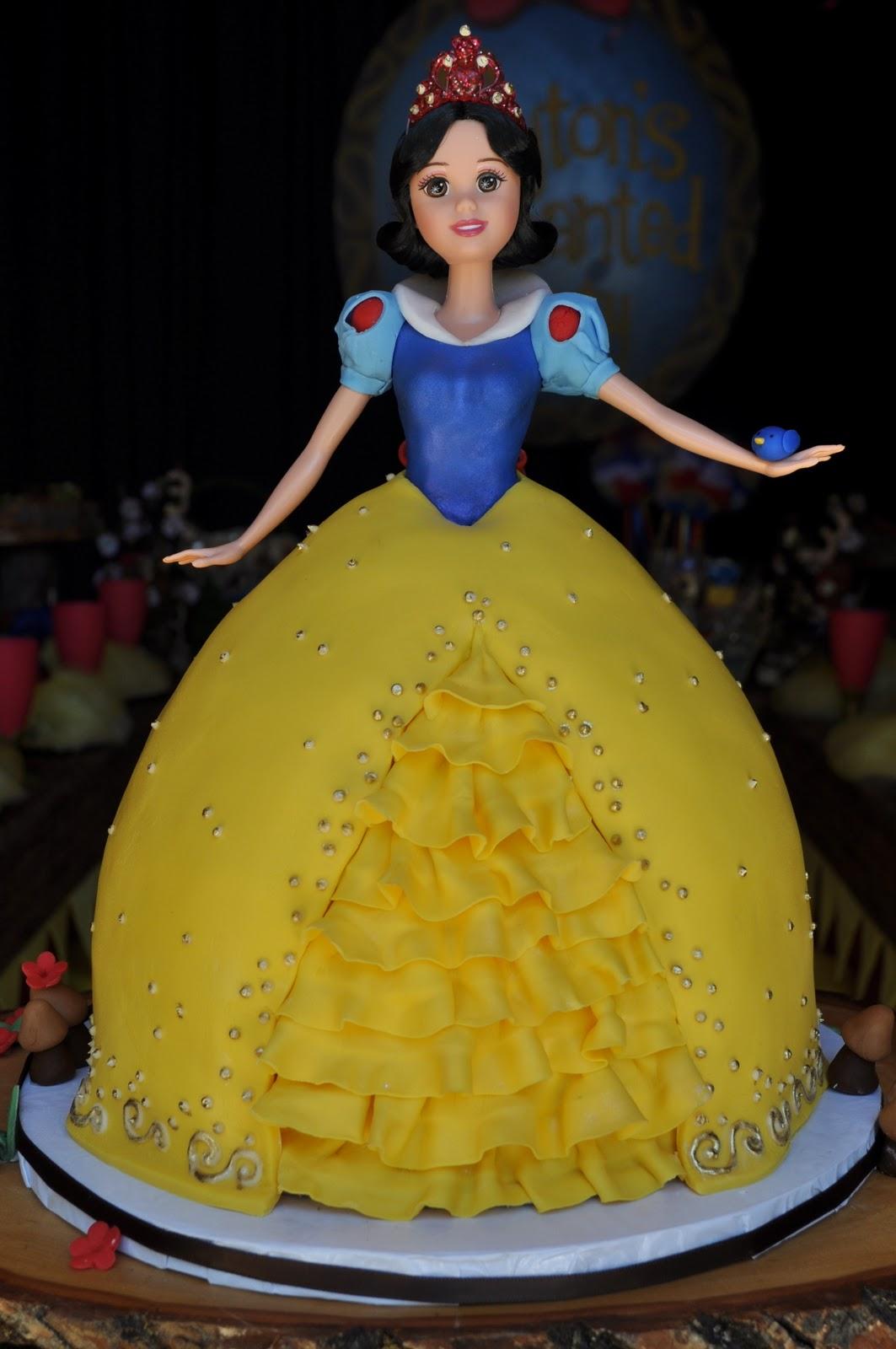 Creating Designer Doll Cakes