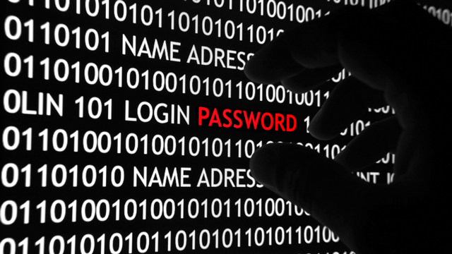 106 Password yang dilarang BlackBerry 10