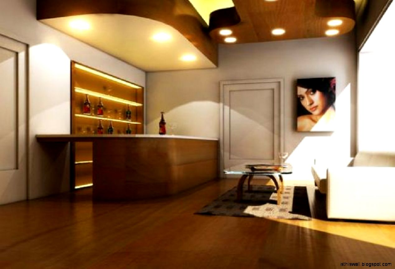 Simple Home Bar Designs | This Wallpapers