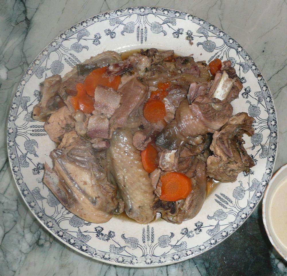 Cc cuisine coq la bi re - Cuisson oeuf a la coq ...