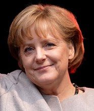 ANGELA MERKEL DA ALEMANHA