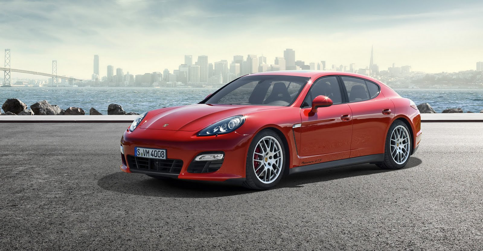 in4ride porsche panamera gts steps up