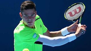 Milos Raonic tennis atp