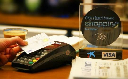 ICICI first bank about to launch NFC based CONTACTLESS cards for FREE