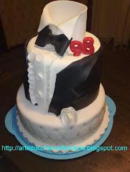 Torta... In Frack