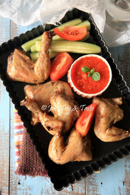 Resep Ayam Pop JTT