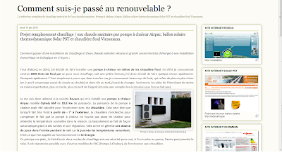 Les blogs client reveco airpac solar pst viessmann installation d 39 une - Chaudiere basse temperature viessmann ...