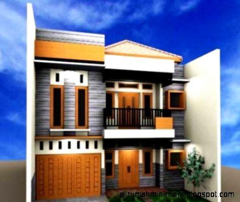 Gambar Rumah Minimalis 2 Lantai Terbaru a  Cara Mendesain Rumah