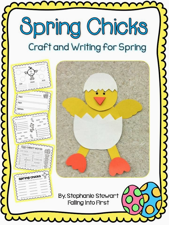http://www.teacherspayteachers.com/Product/Spring-Chick-Crafivity-and-Writing-626095