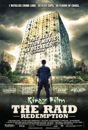 Baskın-The Raid Redemption Full Hd Türkçe Dublaj Tek Parça izle 2012