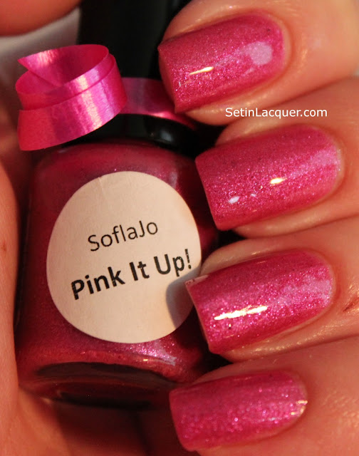 SoFlaJo Pink It Up!