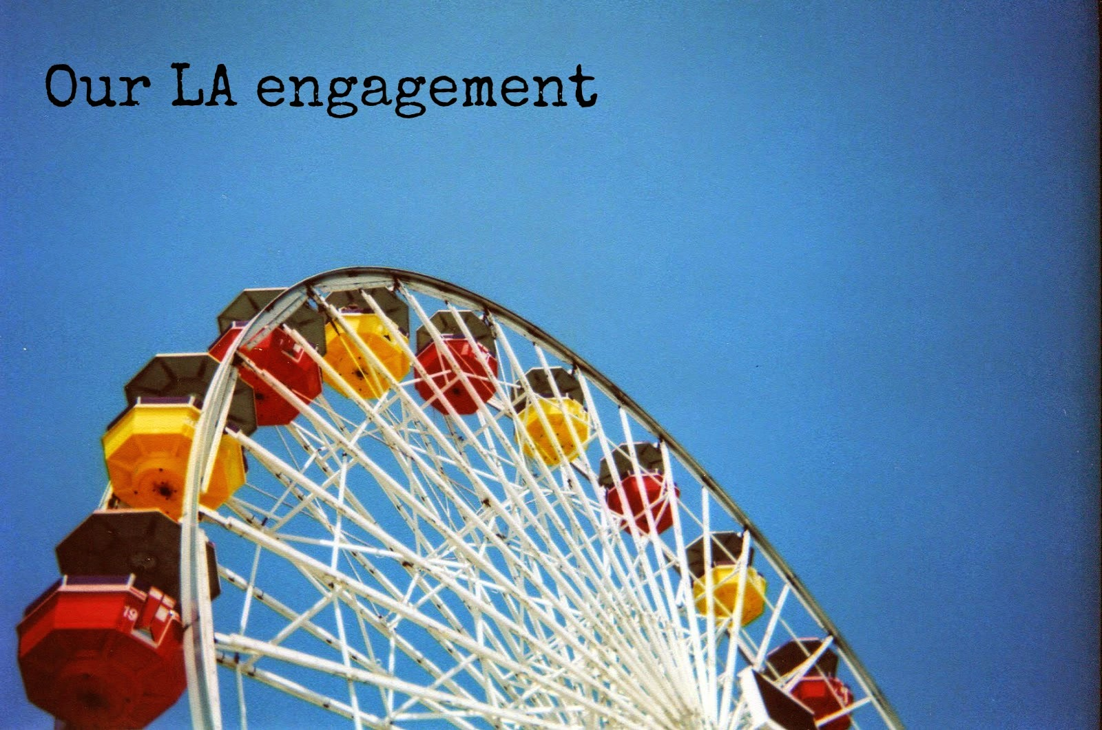 http://talesonfilm.blogspot.co.uk/2014/10/our-la-engagement.html
