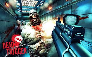 DEAD TRIGGER v1.6.1 APK+DATA: game bắn súng kinh dị