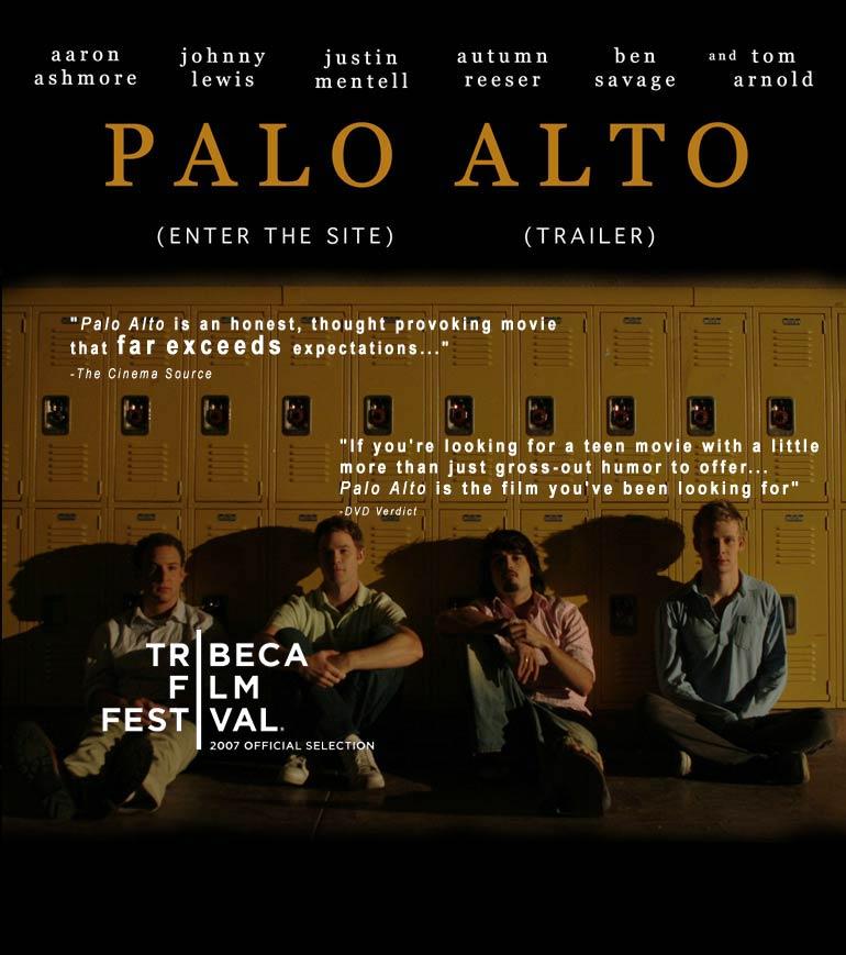 Palo Alto, CA movie