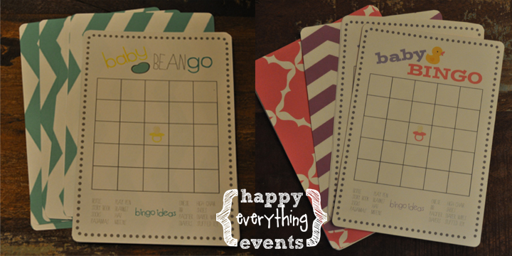 interactive game to play at your next baby shower try baby bingo