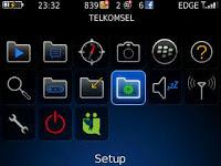 Mengaktifkan Layanan Email Pada Blackberry