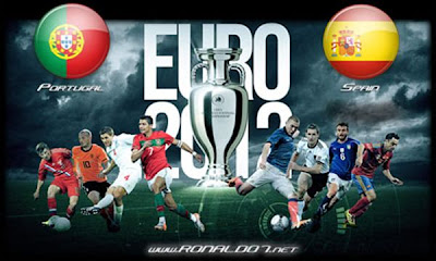 Live Streaming Portugal Vs Sepanyol 28 Jun 2012 | Separuh Akhir Euro 2012