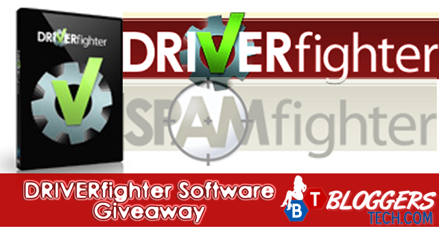 DRIVERfighter Software Giveaway