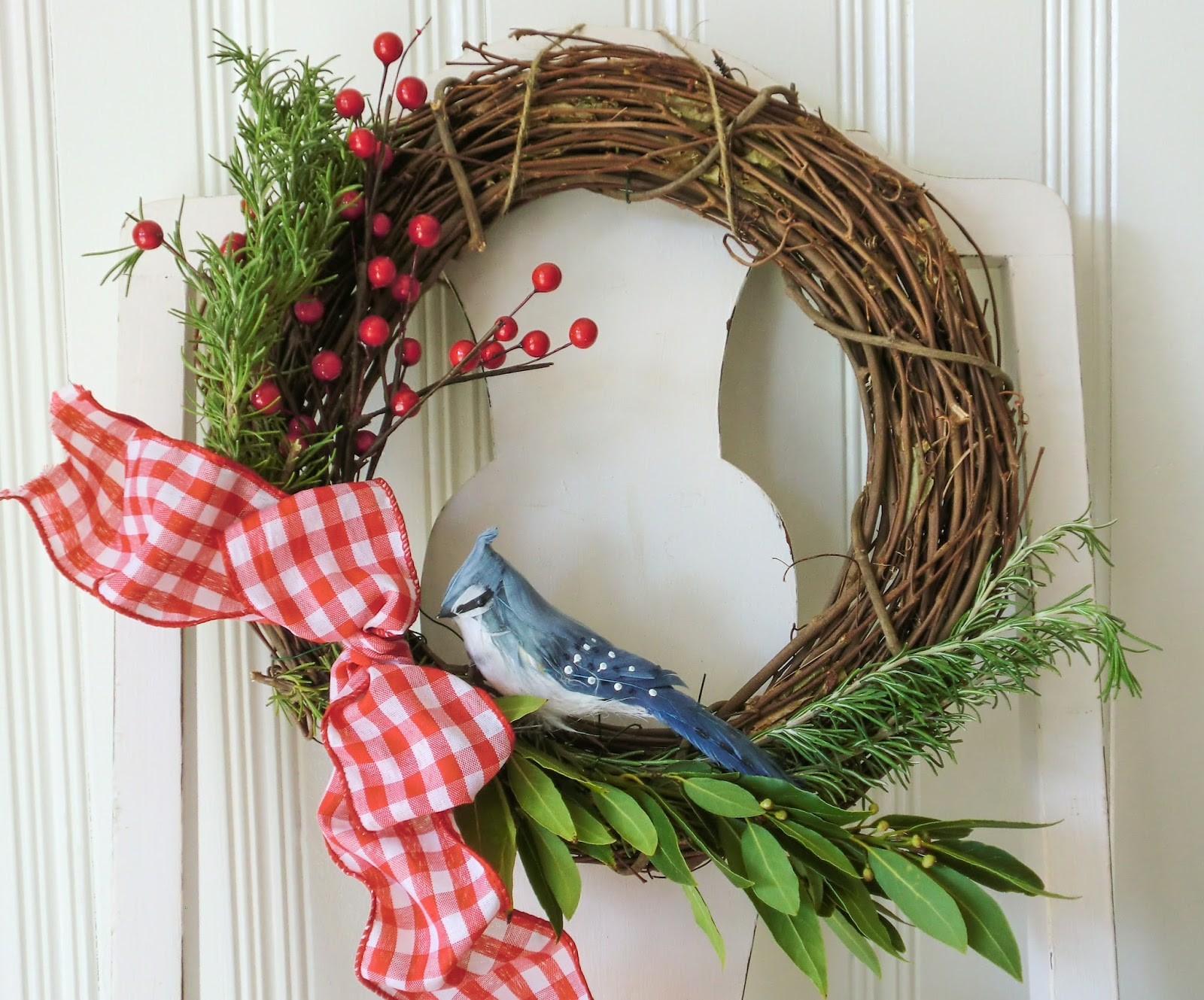throwing it together is how it is with these handy things that you can pick up at craft stores such as jo ann fabric and crafts or michaels if you - Michaels Christmas Wreaths