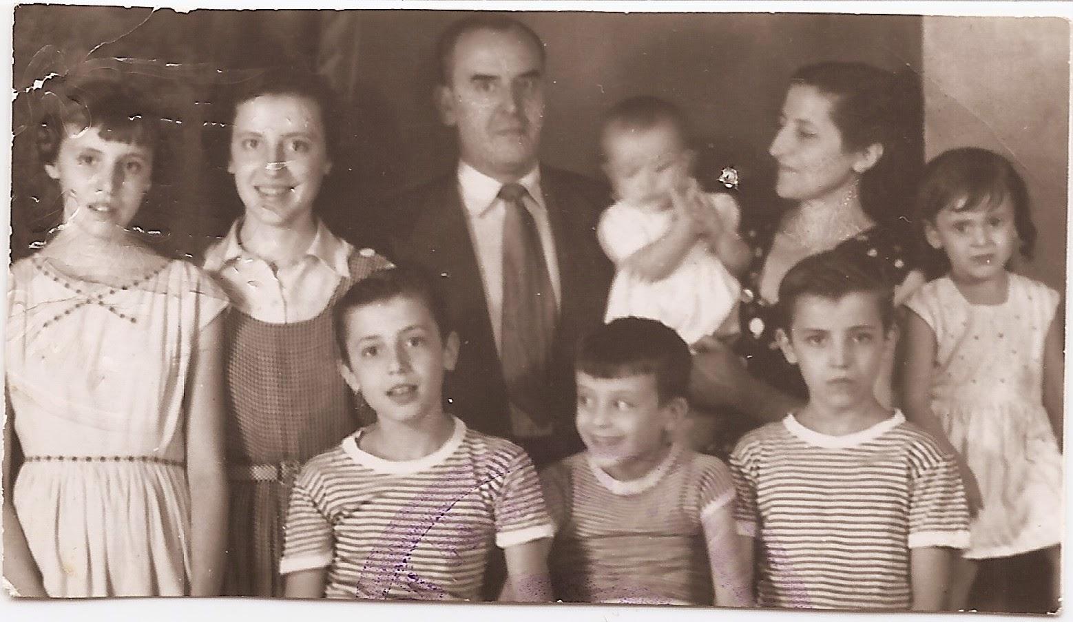 Familia Gordillo Andés