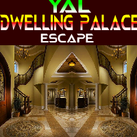 YalGames Dwelling Palace Escape