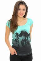 Tricou PUMA pentru femei PRINTED TEE (PUMA)