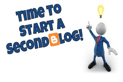 Start a Second Blog on Blogger