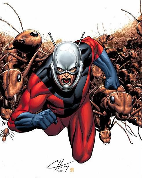 Michael Douglas just joined the cast of Edgar Wright's Ant-Man movie as Dr. Hank Pym