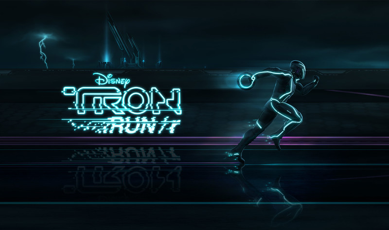 TRON RUN/r Official Art