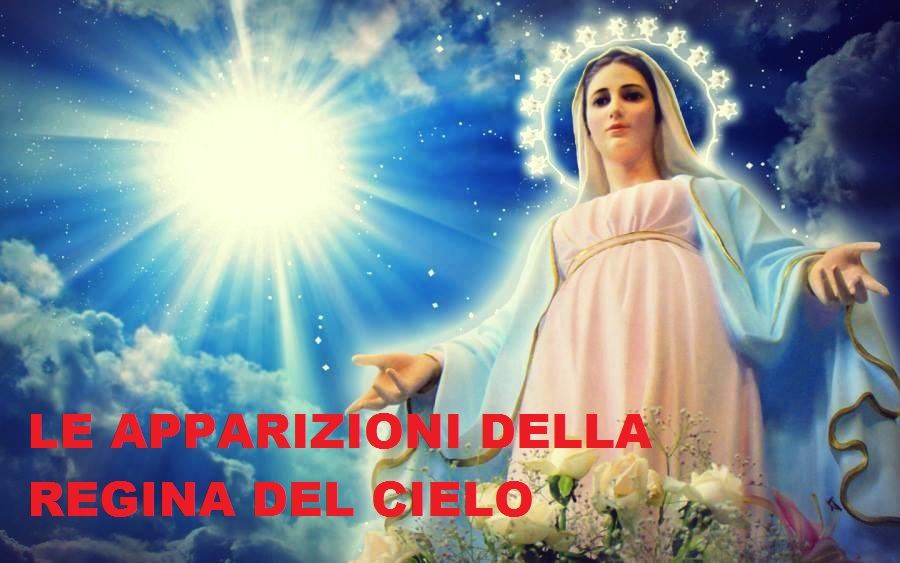 """""""D'ORA IN POI, TUTTE LE GENERAZIONI MI CHIAMERANNO BEATA"""" (LUCA 1,48)"""