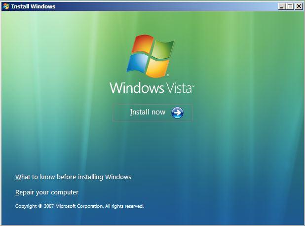 Как windows xp сделать windows vista