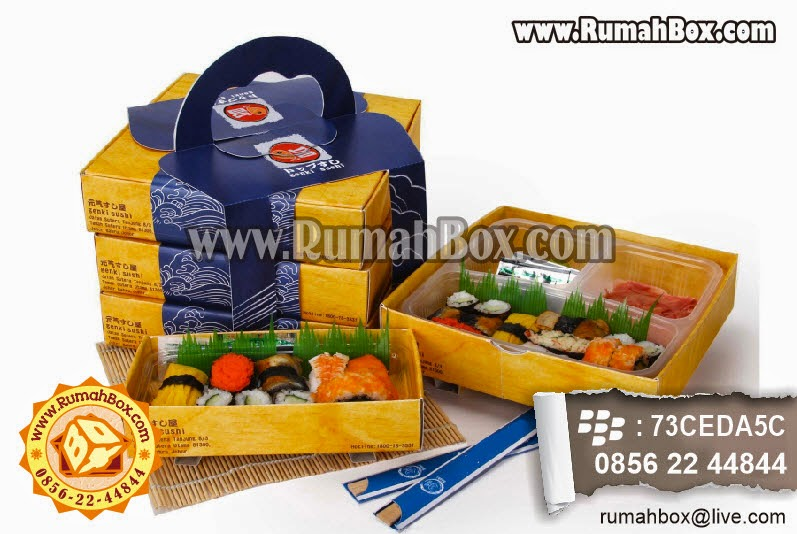 box sushi murah