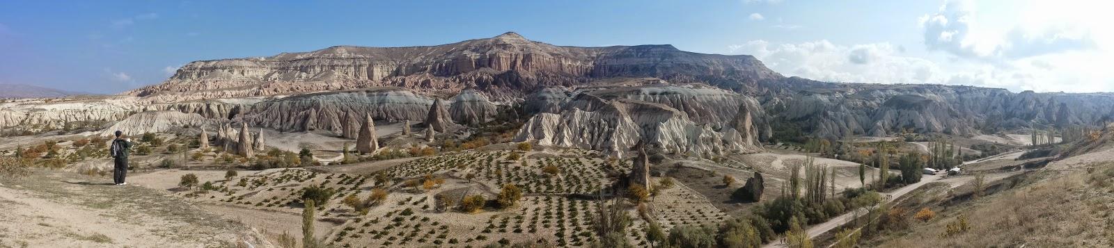 Panorama Rose Valley