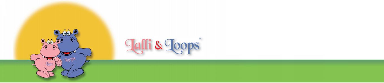 Nilpferde Lalli und Loops