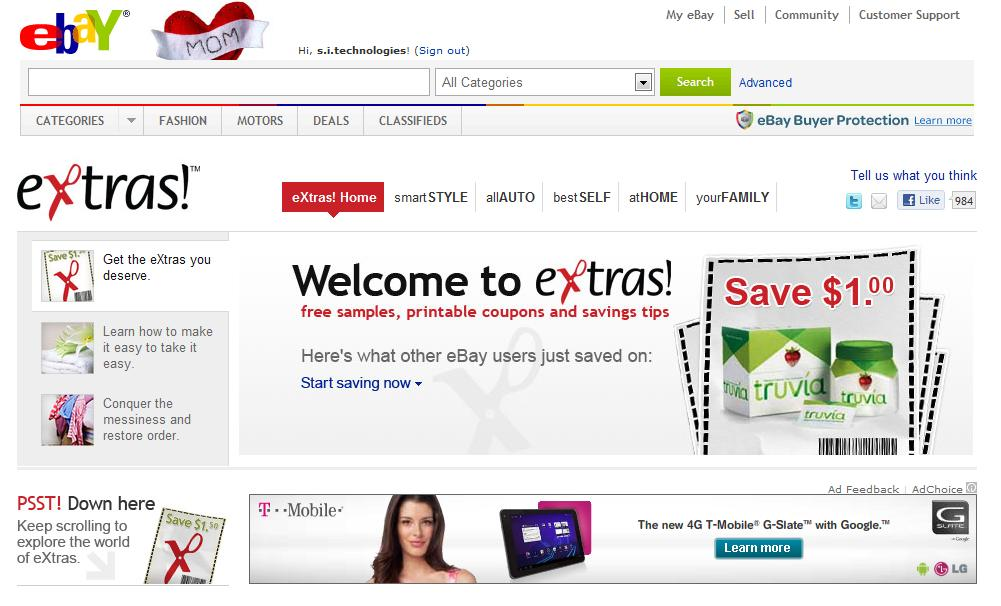 Ebay global buy coupons